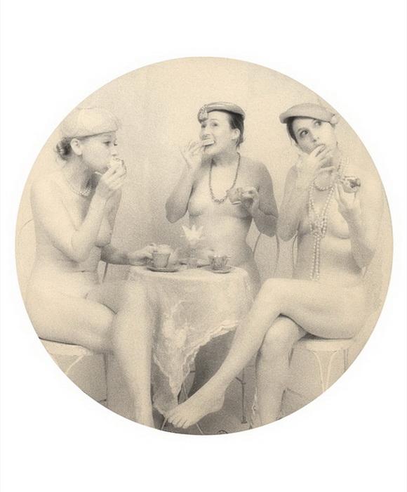 Dessert Ladies. Фотограф Линн Бьянки (Lynn Bianchi)