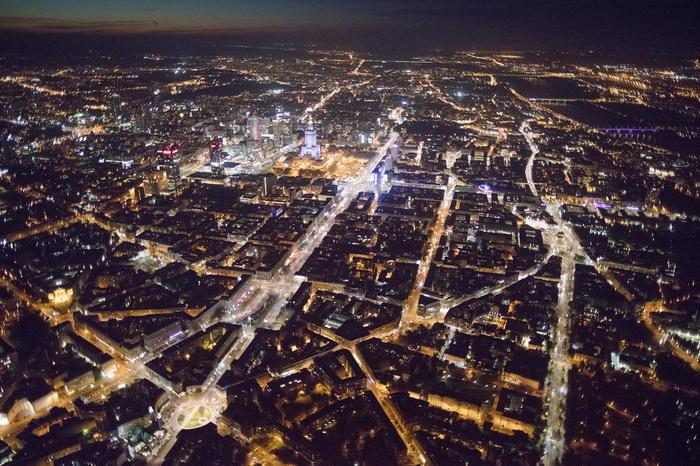 Фотографии Варшавы от Maciej Мargas