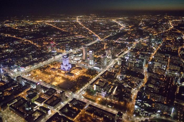 Ночной ритм большого города