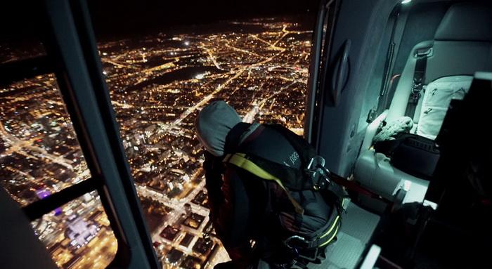 Фотограф Maciej Мargas поднялся в небо, чтобы сфотографировать Варшаву