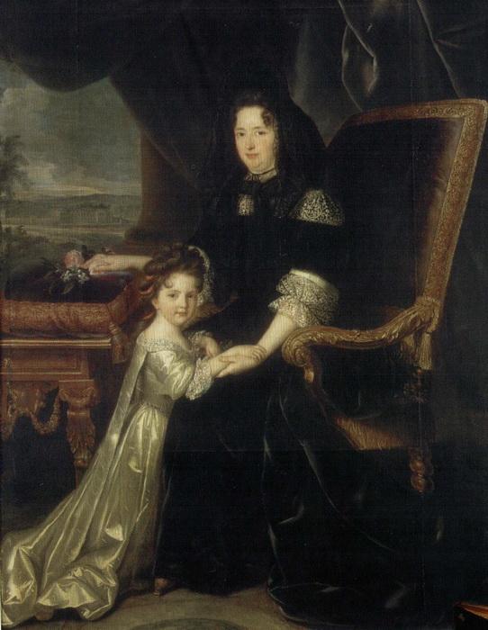 Франсуаза находила наслаждение в воспитании детей
