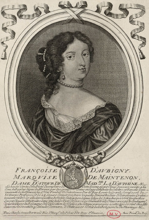 По особому распоряжению короля Франсуаза получила титул маркизы