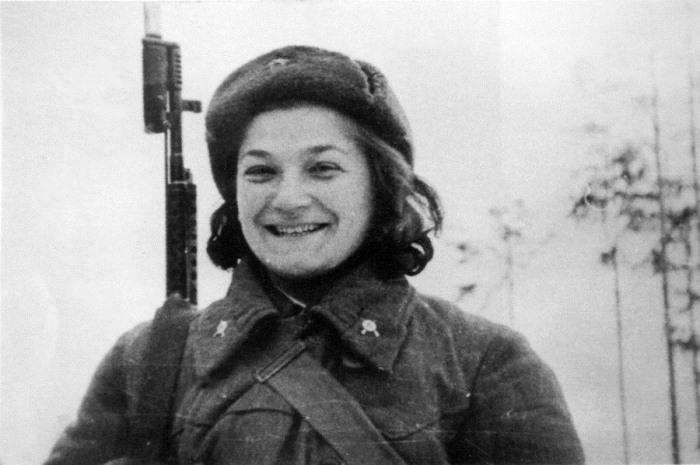 Наталья Малышева разведчицей прошла всю войну. Фото: pravmir.ru