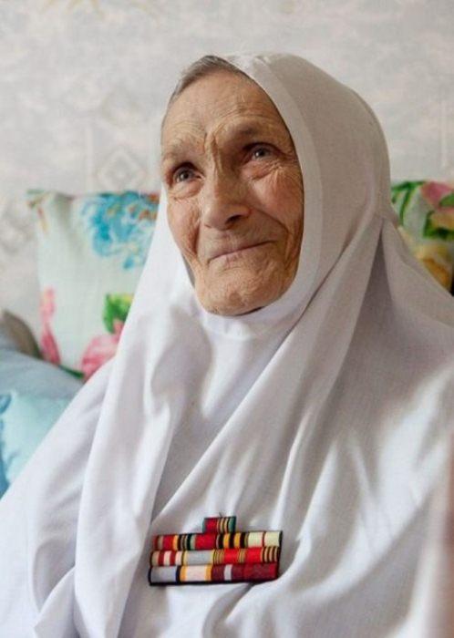 Монахиня Адриана. Фото: newphoenix.ru