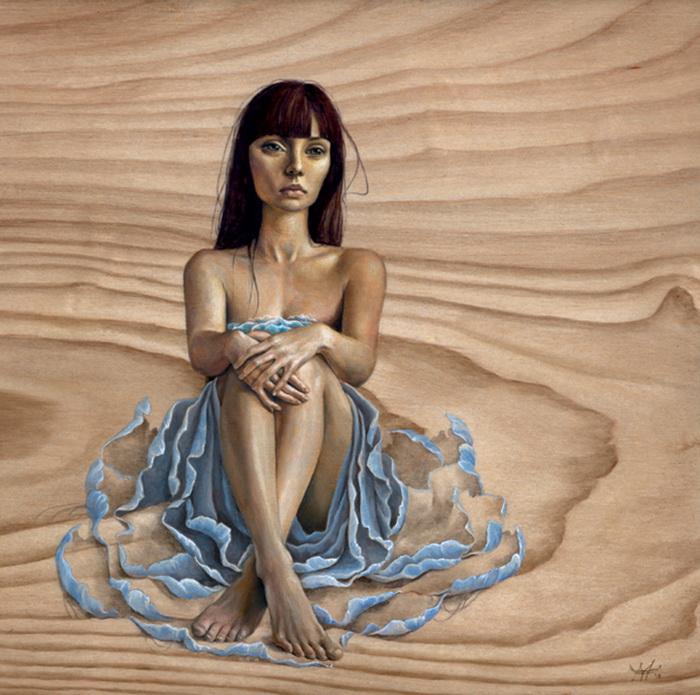 Женские портреты от Мэнди Цзун (Mandy Tsung)