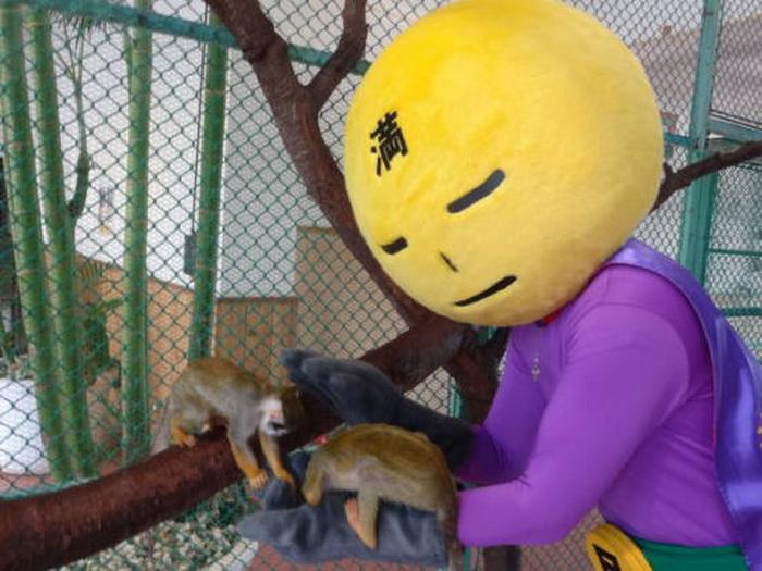 Mangetsu Man - новый японский супергерой