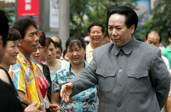 Лучший двойник Мао Цзэдуна - женщина