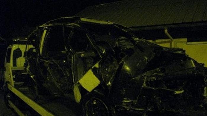 Марсель погиб в страшной автокатастрофе.