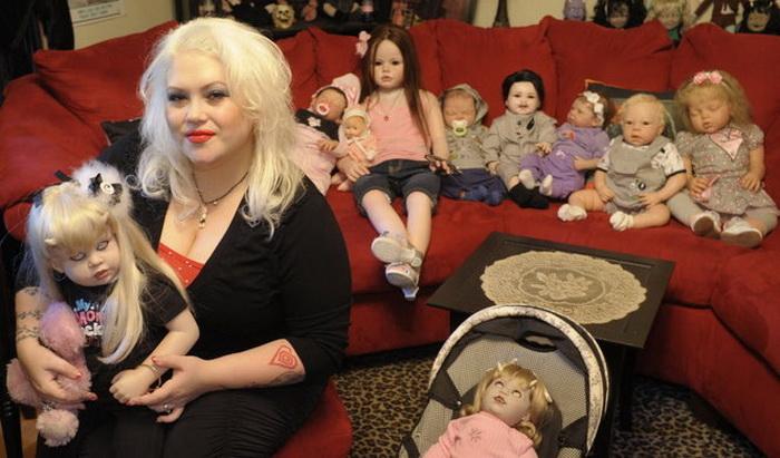 Коллекция кукол Мэрилин Мэнсфилд
