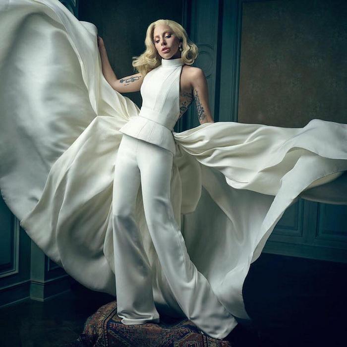 Портрет Леди Гаги (Lady Gaga)
