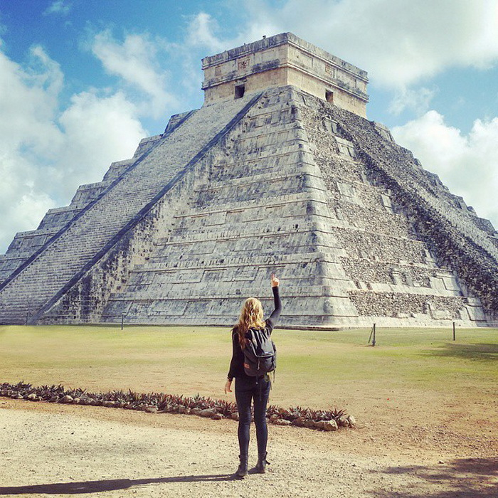 Чичен-Ица в Мексике
