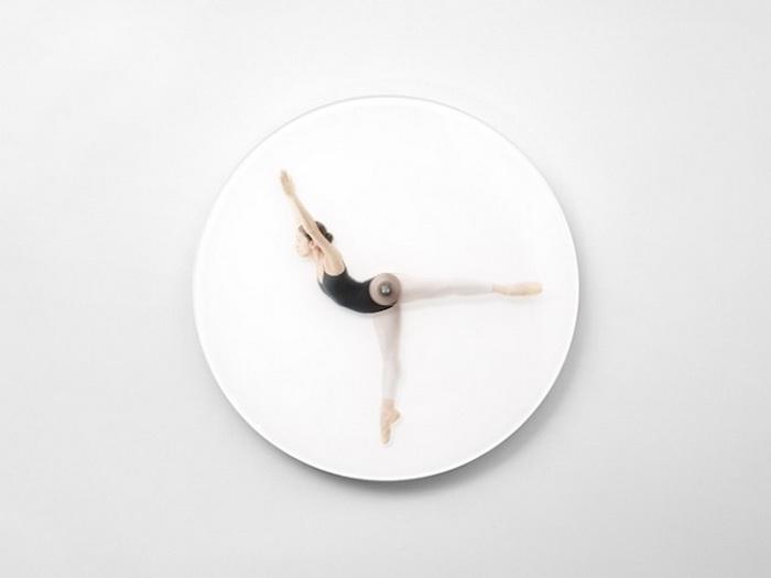 Время танцует: оригинальные часы от Meike Harde