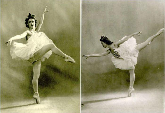 Фотографии выдающейся балерины Суламифи Мессерер. Фото: jewishnews.com.ua.