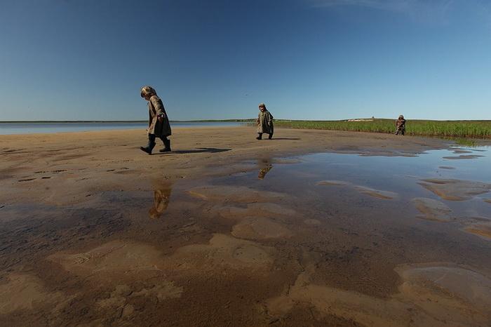 Метановые озера - экологическая проблема, вызванная глобальным потеплением