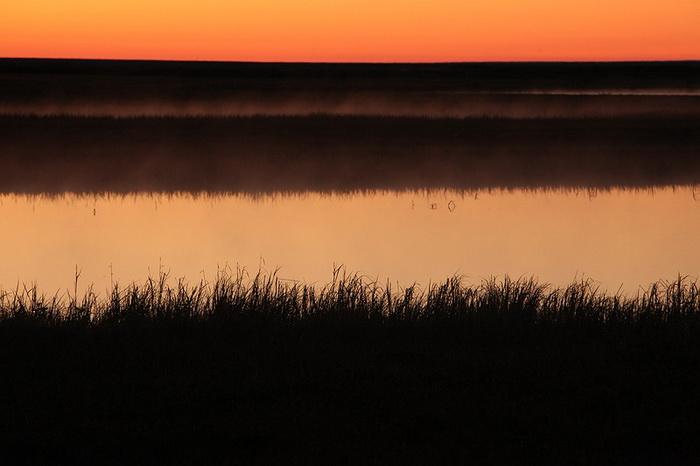 Ямальские озера