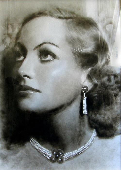 Портреты, нарисованные дымом