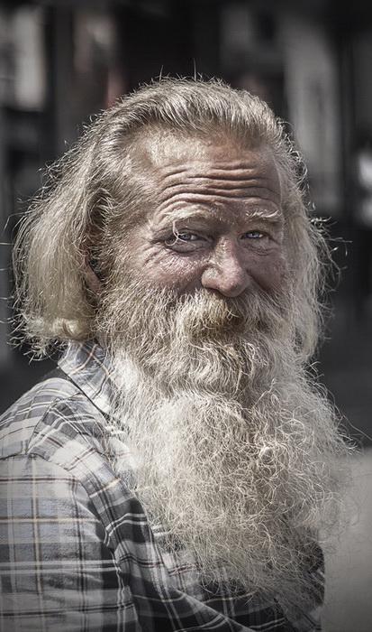 Бездомные из Лос-Анджелеса: фотопроект от Michael Pharaoh