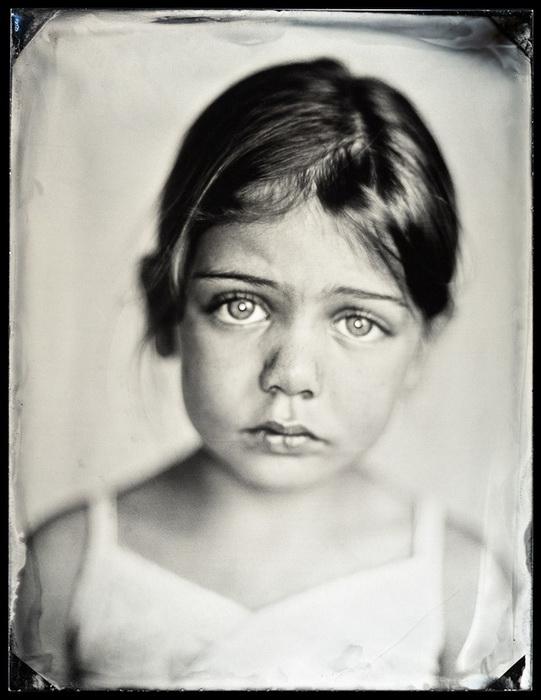 Фотографии Майкла Шиндлера (Michael Shindler), сделанные по технологии 19 века