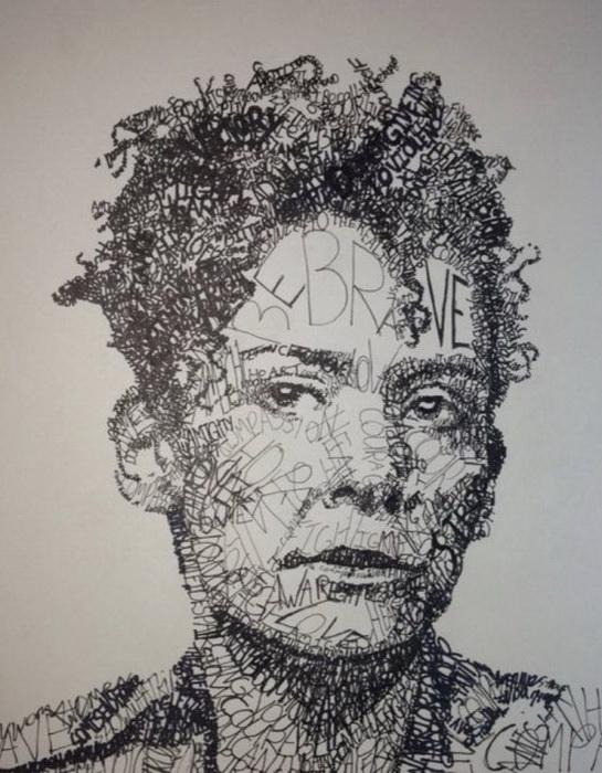 Словесные портреты от Майкла Волпичелли (Michael Volpicelli)