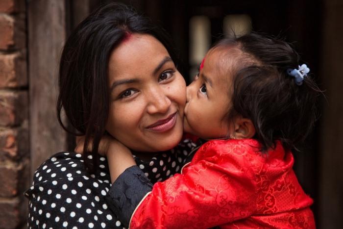 «Атлас красоты». Фотография из Непала (Катманду).