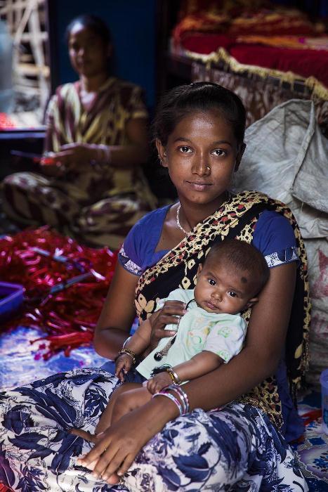 «Атлас красоты». Фотография из Калькутты (Индия).