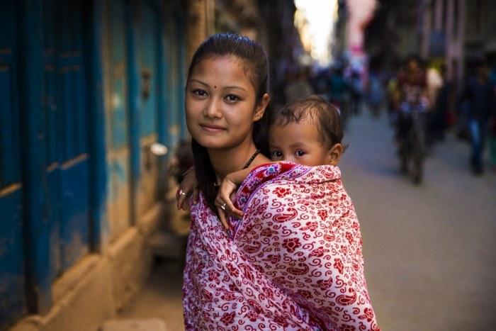 «Атлас красоты». Фотография из Катманду (Непал).