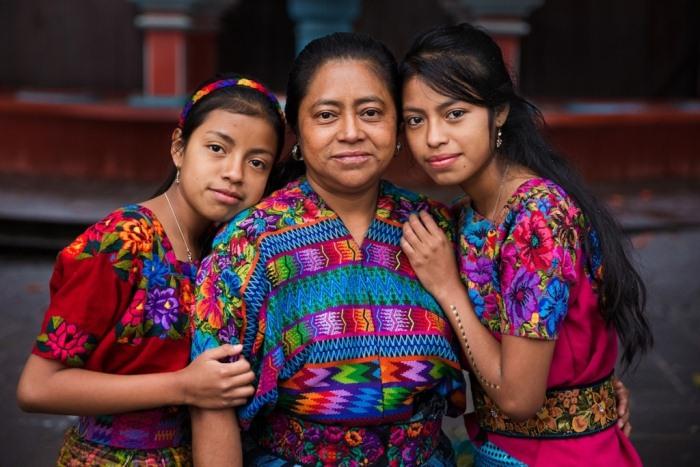 «Атлас красоты». Фотография из Гватемалы.