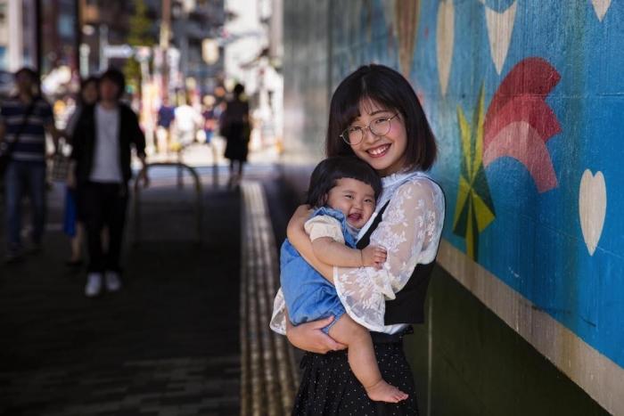 «Атлас красоты». Фотография из Токио (Япония).