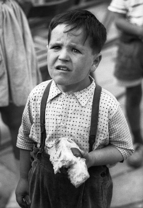 Эмоциональный портрет ребенка.
