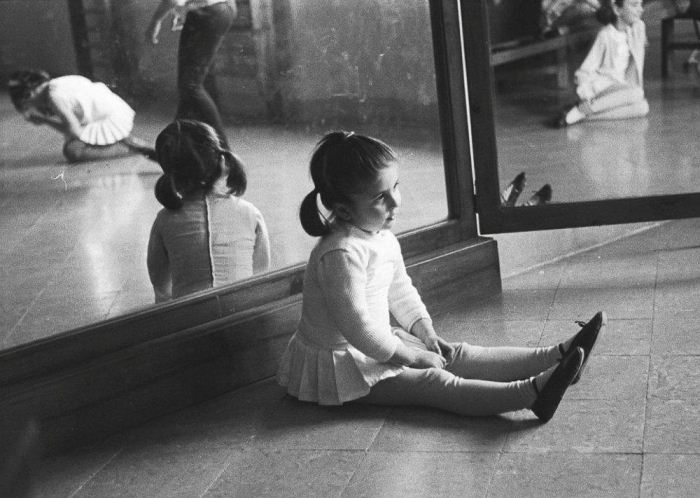 Маленькая танцовщица.