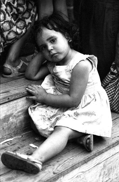 Портрет неизвестной девочки.