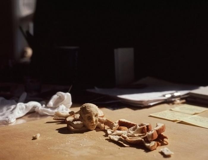 Скульптуры из хлеба от Милены Корольчук
