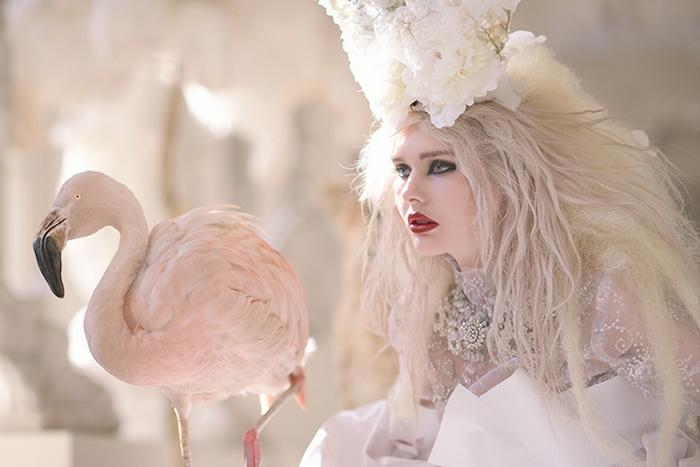 Фламинго на фото от Miss Aniela