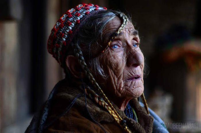 Портреты от фотографа Mobeen Ansari из Пакистана