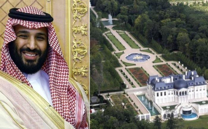 Самые дорогие приобретения наследного принца Саудовской Аравии Мухаммеда ибн Салмана.