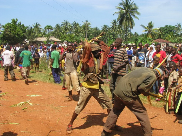 Мвака Когва - Новый год в середине лета на африканский лад