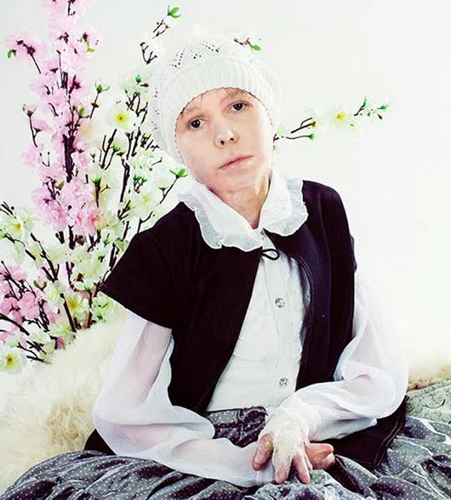 Портрет Нади Кузнецовой