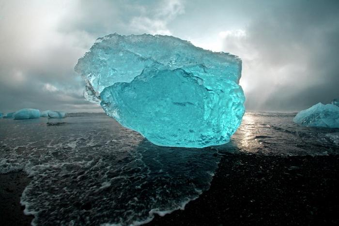 Фотография *Iceberg Gallery* от Sam Morris