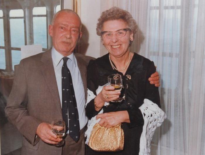 Нелли со вторым мужем - Кириллом Осборном