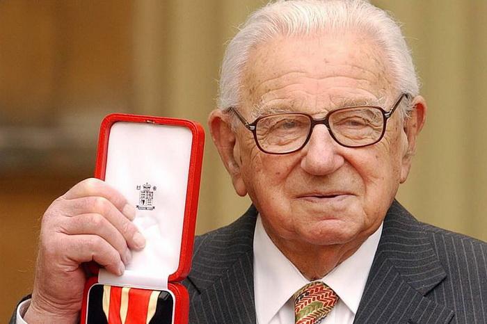 Николас Уинтон - человек, спасший 669 детей от нацистских концлагерей