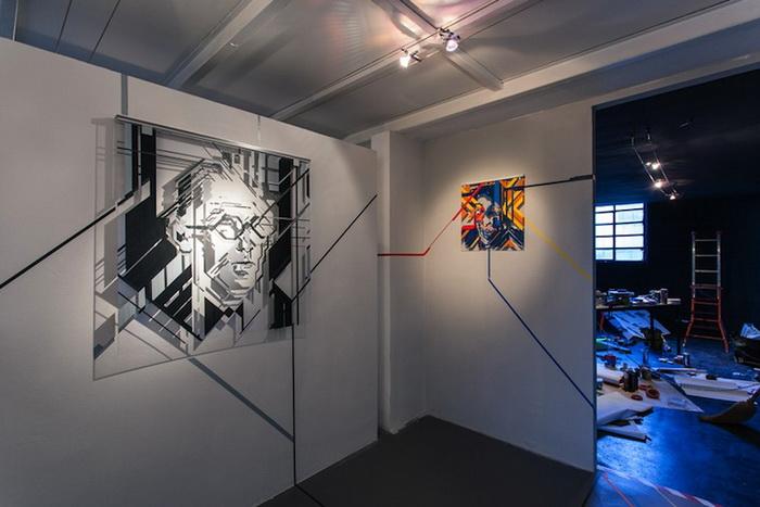 Выставка в галерее Avantgarden Gallery (Милан, Италия)