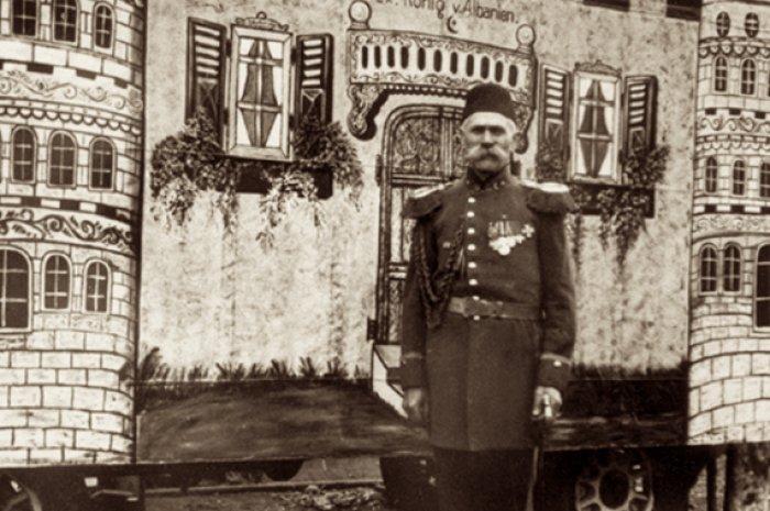Отто Витте - первый король Албании
