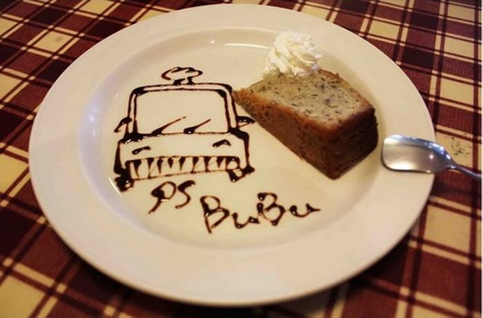 P.S. Bu Bu Restaurant – настоящий рай для автолюбителей