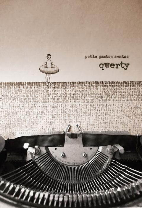 Серия рисунков Qwerty от художника Пабло Гамбоа Сантос (Pablo Gamboa Santos)