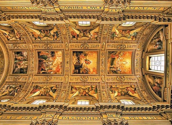 Базилика Сант-Андреа-делла-Валле