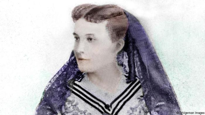 Возможный портрет маркизы Пайва