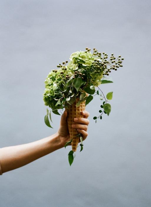 Автор цветочных композиций - Эмми Меррик (Amy Merrick)