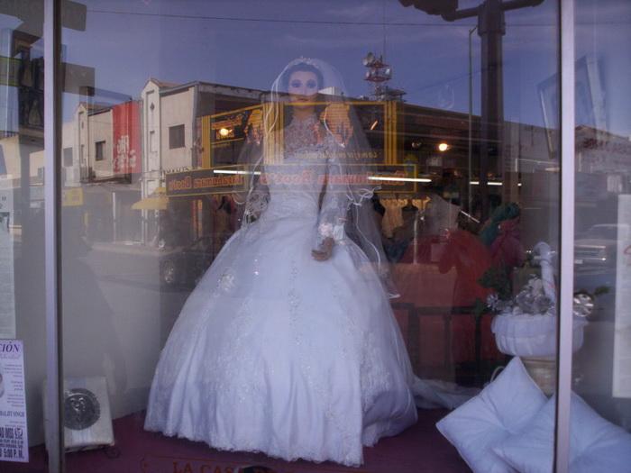 По прошествии 82 лет манекен La Pascualita не утратил своей красоты