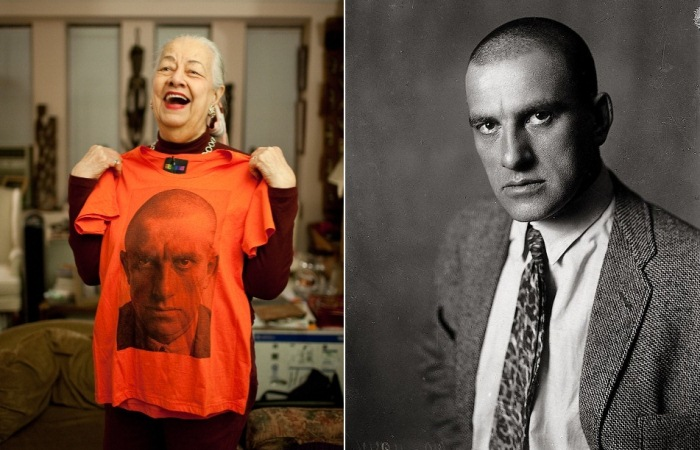Патрисия Томпсон и Владимир Маяковский. Дочь и отец.