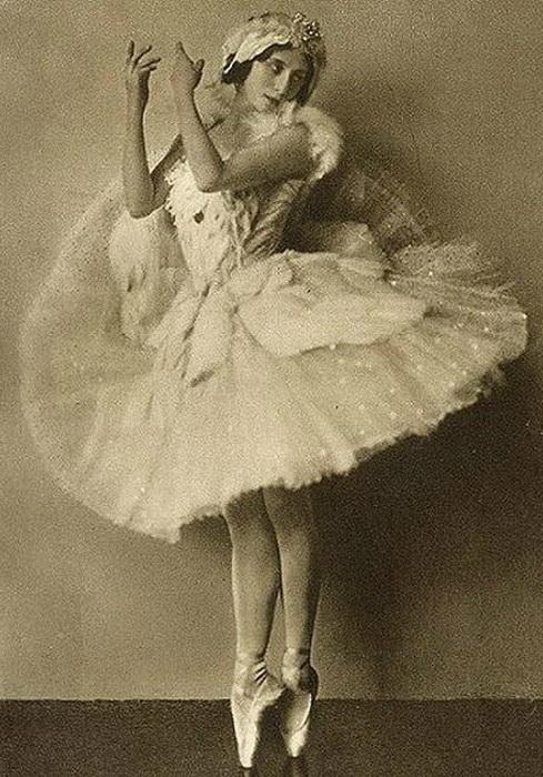 Легенда русского балета - Анна Павлова